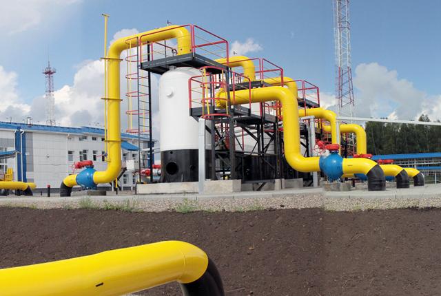Антикоррозийная защита объектов газовой отрасли