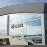 Баскетбольный комплекс Спартак, г.СПб