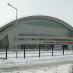 Дворец Красная звезда, Омск