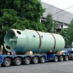 Емкости системы аварийного охлаждения активной зоны реактора, САОЗ