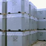 Контейнеры для хранения ядерных материалов