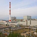 Ленинградская АЭС, г. Сосновый Бор