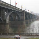 Октябрьский мост, г. Новосибирск 2