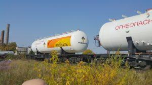 Цистерны для перевозки нефтепродуктов