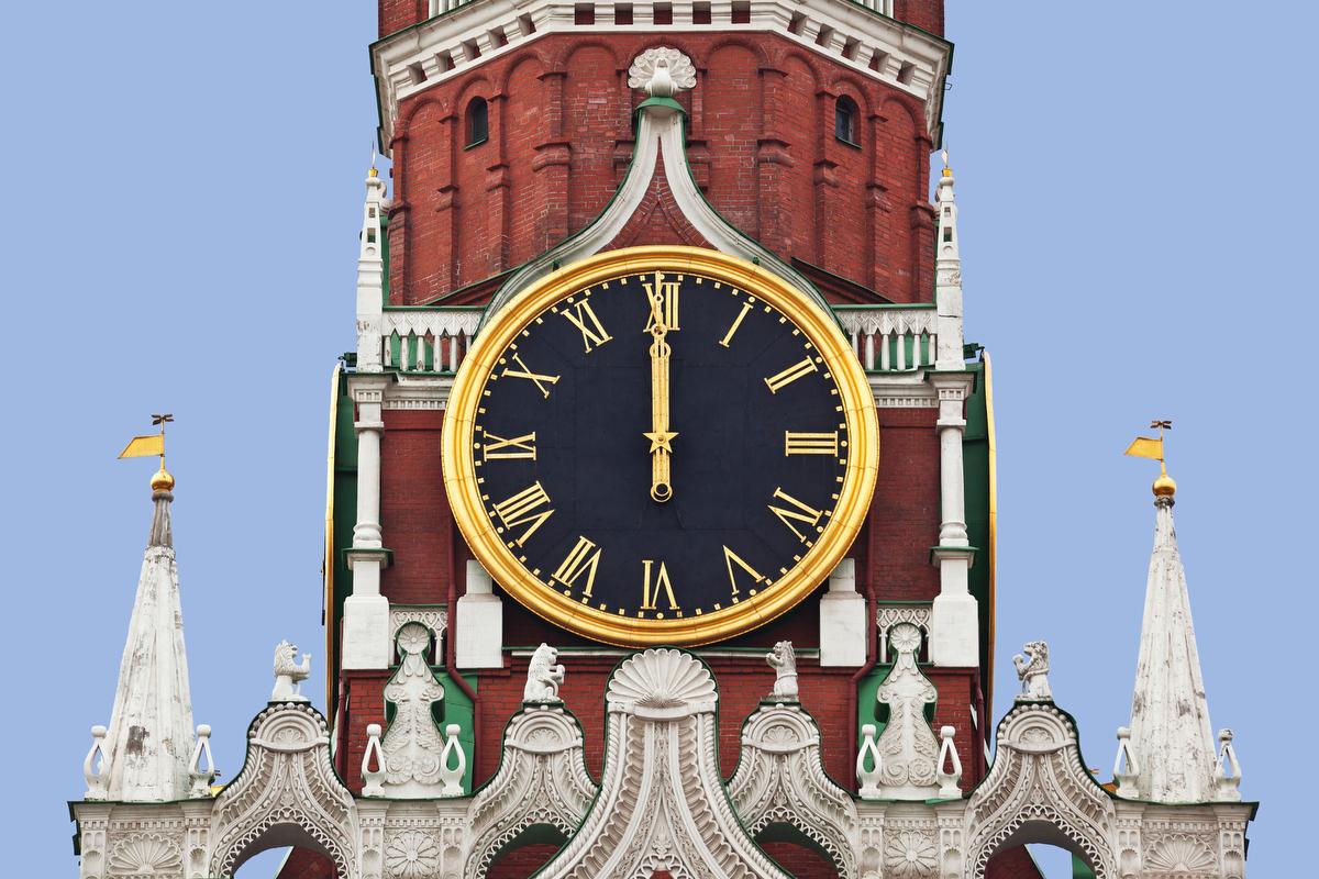 Куранты, г.Москва