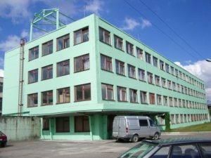 Сланцевский завод полимер, г.Сланцы