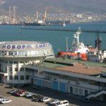 Новороссийский морской порт