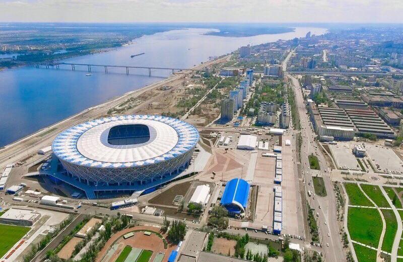 стадион г.Волгоград